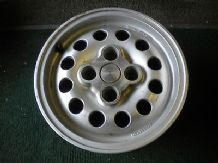 peugeot 205 1.6 1600 pepper pot alloy wheel no curbing